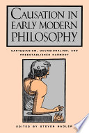 Causation in Early Modern Philosophy