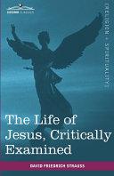 Pdf The Life of Jesus, Critically Examined Telecharger