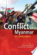 Conflict In Myanmar