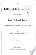 A Drill Book In Algebra