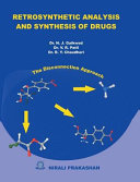 Retrosynthetic Analysis & Synthesis of Drugs