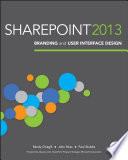 Sharepoint 2013 Branding And User Interface Design
