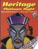 751 Hca Comics Platinum Auction Catalog
