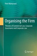 Organising the Firm Pdf/ePub eBook
