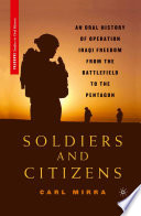 Soldiers And Citizens