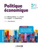 Politique économique Pdf/ePub eBook