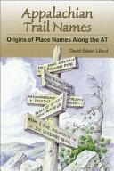 Appalachian Trail Names