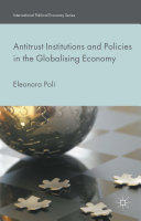 Antitrust Institutions and Policies in the Globalising Economy Pdf/ePub eBook