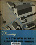 Planning the Electric Water System and Plumbing for Your Farmstead