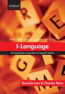 Pdf I-Language Telecharger