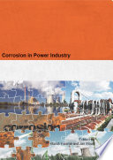 Corrosion in Power Industry Book