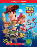 Toy Story 4 Movie Storybook  Disney Pixar Toy Story 4