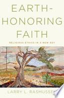 Earth honoring Faith Book