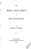 The Boys and Girls of the Revolution Book PDF