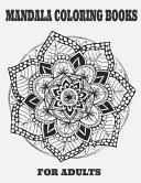 Mandala Coloring Books For Adults