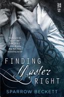 Finding Master Right [Pdf/ePub] eBook