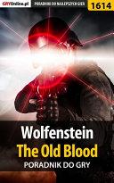 Wolfenstein: The Old Blood Pdf/ePub eBook