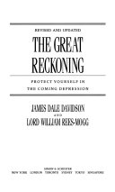 The Great Reckoning Book PDF