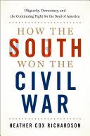 Pdf How the South Won the Civil War