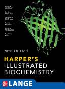Harper s Illustrated Biochemistry  28th Edition