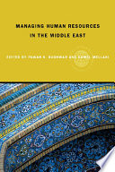 Managing Human Resources in the Middle East Book