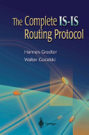 The Complete IS-IS Routing Protocol Pdf/ePub eBook