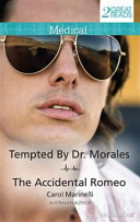 Tempted By Dr Morales Book