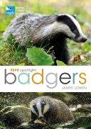 RSPB Spotlight  Badgers