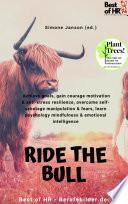 Ride the Bull Book