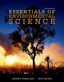 Essentials Of Environmental Science Book PDF
