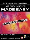 Jazz Guitar Chords Made Easy Pdf/ePub eBook