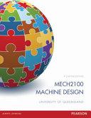 Cover of MECH2100 Machine Design CB
