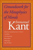 Groundwork for the Metaphysics of Morals Pdf/ePub eBook