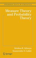 Measure Theory and Probability Theory [Pdf/ePub] eBook