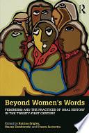 Beyond Women S Words