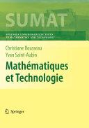 Mathématiques et Technologie [Pdf/ePub] eBook