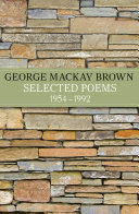 Selected Poems 1954   1992
