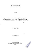 Report of the Chief of the Bureau of Animal Industry  United States Department of Agriculture