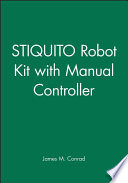 Stiquito Robot Kit With Manual Controller
