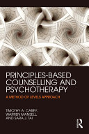 Principles Based Counselling and Psychotherapy