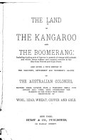 The Land of the Kangaroo and the Boomerang ... ebook