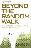 Beyond the Random Walk Pdf