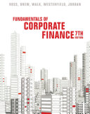 Fundamentals Of Corporate Finance Seventh Edition Book PDF
