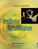 Cover of Vestibular Rehabilitation