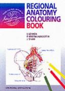 Regional Anatomy Colouring Book