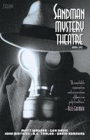 Pdf Sandman Mystery Theatre 1