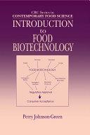 Introduction to Food Biotechnology Pdf/ePub eBook