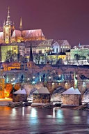 Prague in Winter Czech Republic Journal