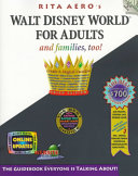 Walt Disney World for Adults Book PDF