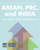 ASEAN  PRC  and India